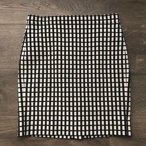 JCrew Factory pencil skirt 4 petite